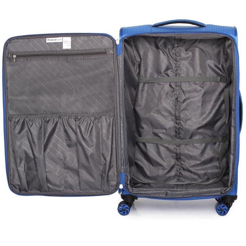 The-Lite Ultra Lightweight Suitcase 70cm - Blue
