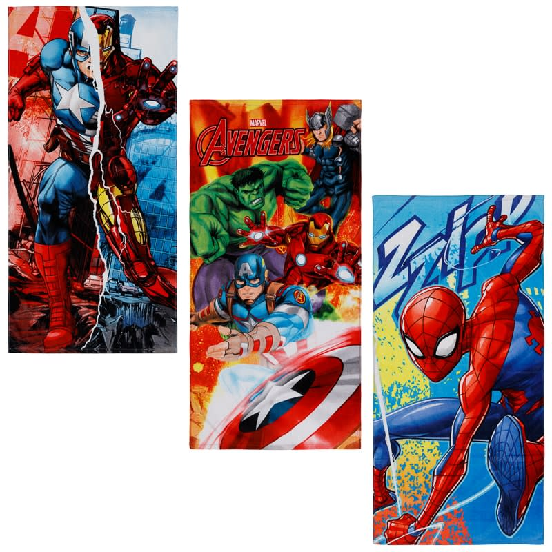 Kids Spider-Man Towel