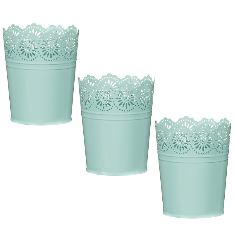 click on image to enlarge - Decorative Planters