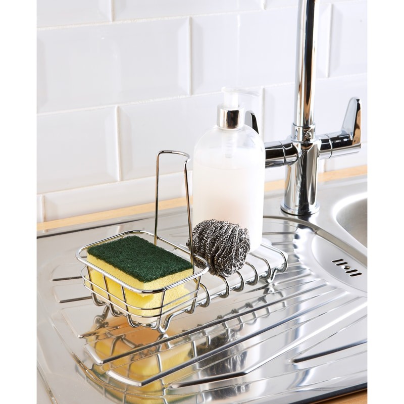 Premium Multi-Use Sink Caddy - Black