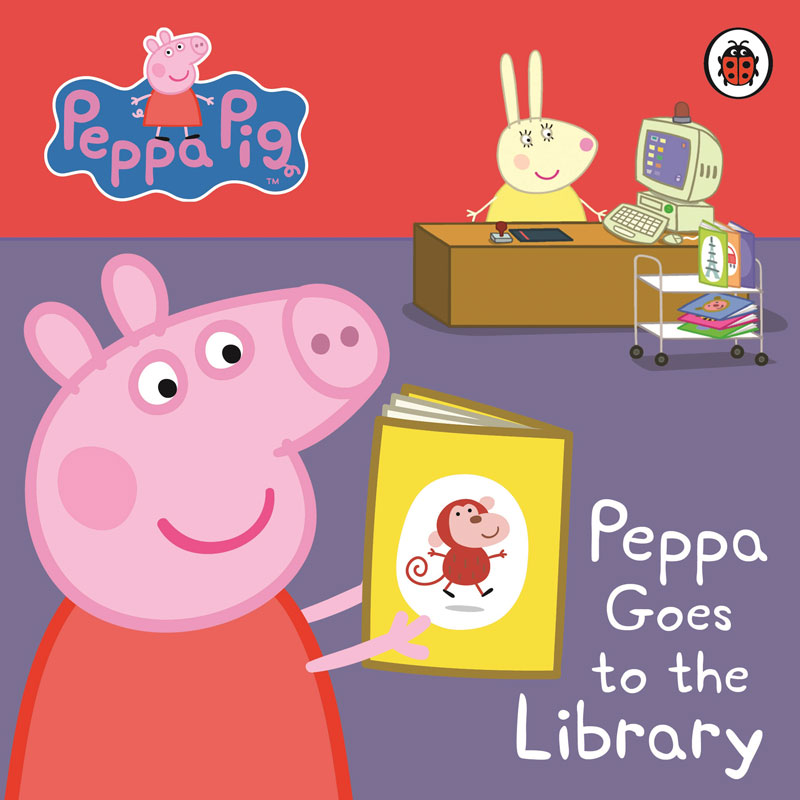 Image result for peppa pig book