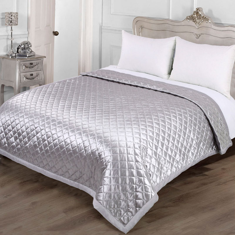 Luxurious Velvet Bedspread Bedding B Amp M