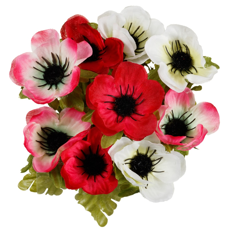 Floral Bunch Small Artificial Fowers BampM