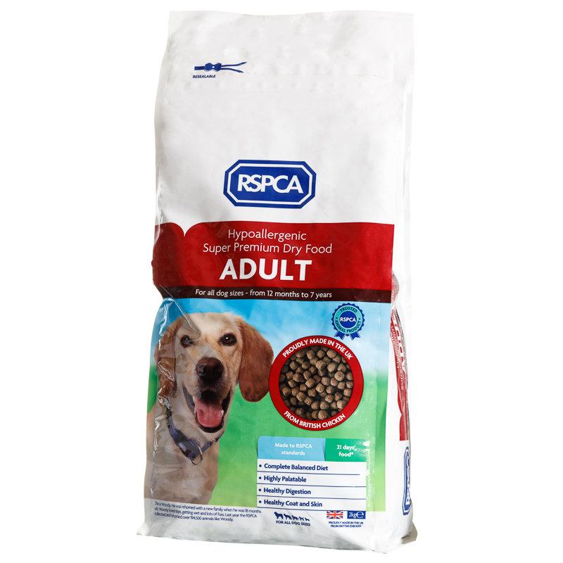 Hypoallergenic Super Premium Dog Food