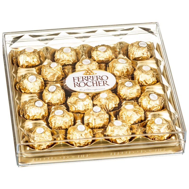 Ferrero Rocher 24pc Box 200g Groceries Chocolate Gift