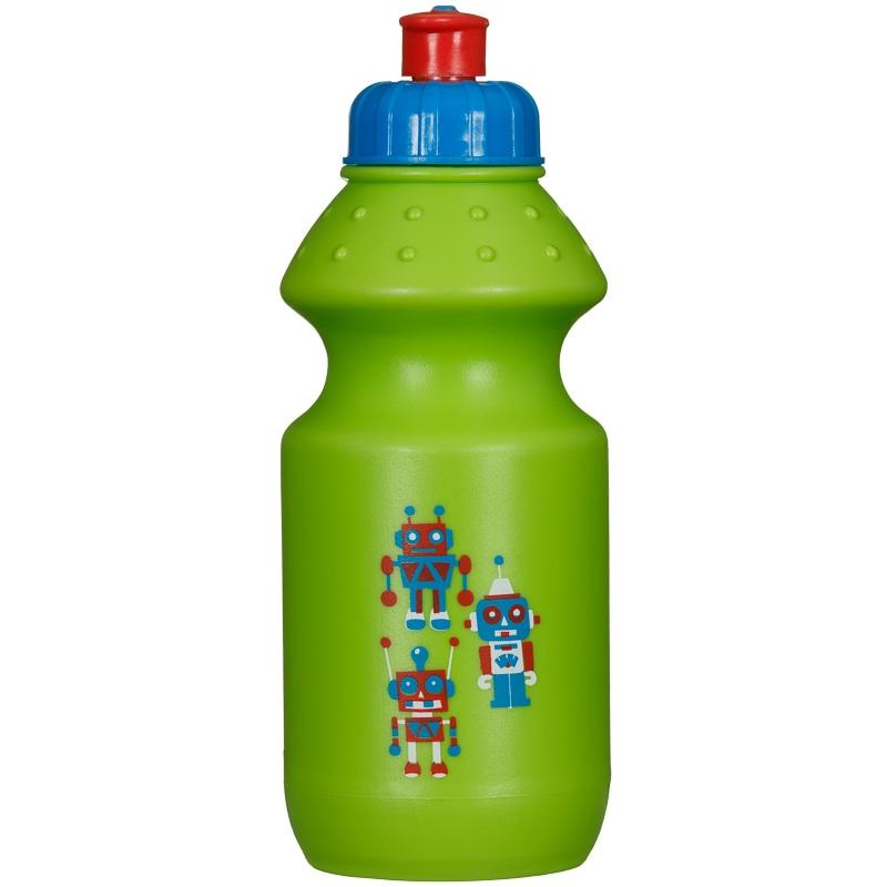 Best Sports Bottle Uk: Children's Pull Top Sports Bottles 3pk - Boys