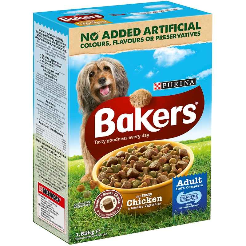 Pets For You Kg Bakers Dog Food