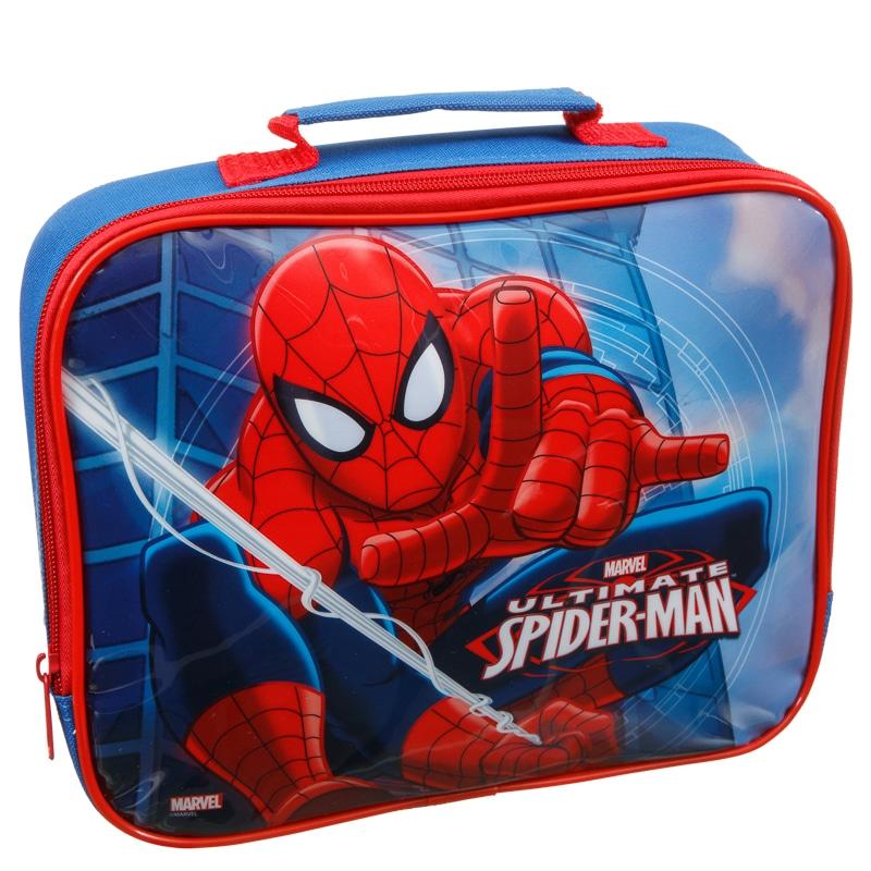 Kids Lunch Bag - Spider-Man | Back to School