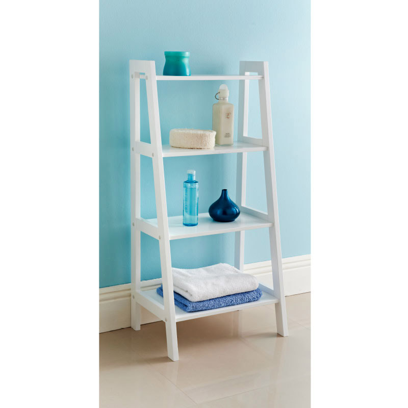 Merveilleux 320034 Maine Ladder Shelf