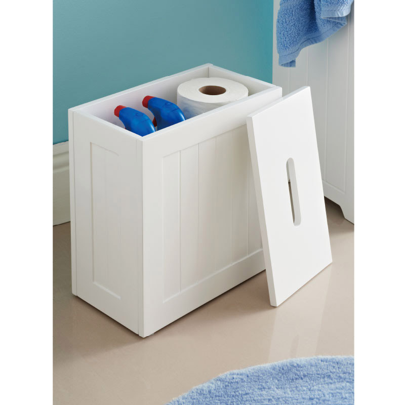 Original Maine Contemporary Stand Alone Bathroom Furniture