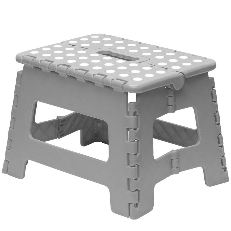 320091-Beldray-Step-Stool-Grey-2  sc 1 st  Bu0026M : black plastic step stool - islam-shia.org