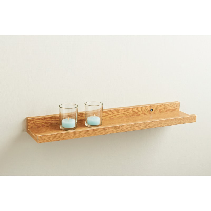 lokken small photo shelf