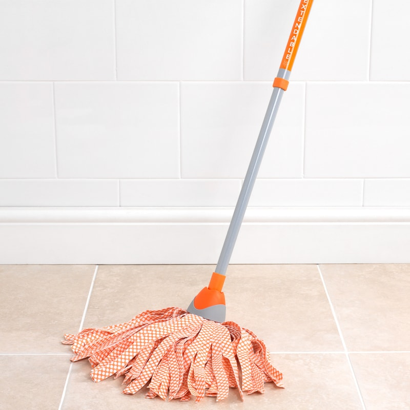 Beldray Telescopic Cloth Mop Cleaning Home B Amp M