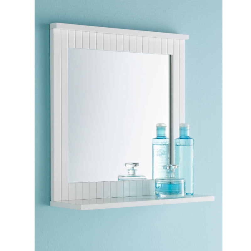 Maine Wall Mirror | Furniture, Bathroom Mirror - B&M