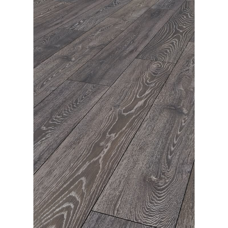 Ashdown Oak Effect Laminate Flooring 2.22m² | Home - B&M