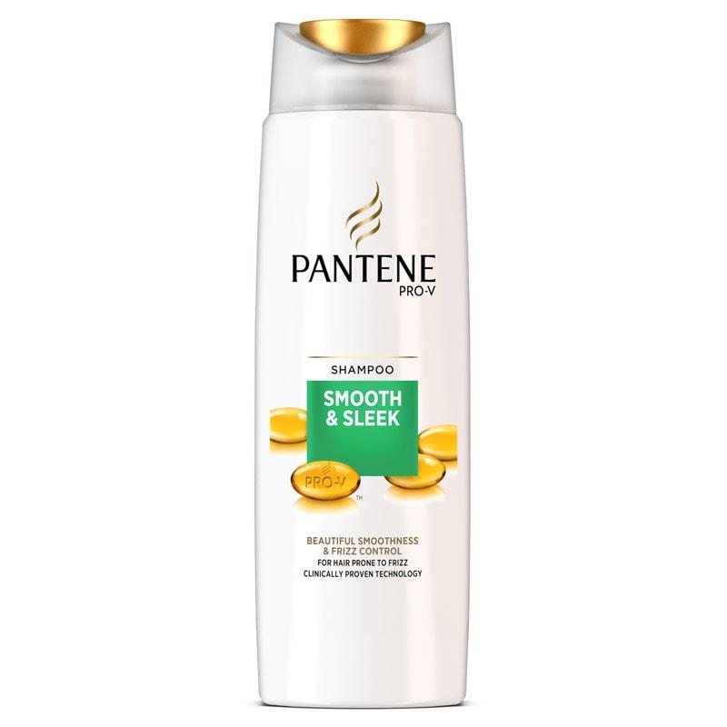 Pantene Pro-V Smooth & Sleek Shampoo 400ml | Hair Care