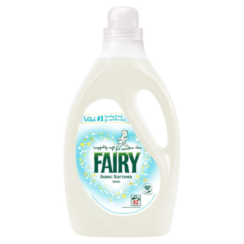 Fairy Fabric Softener Original 2 9l Laundry B Amp M