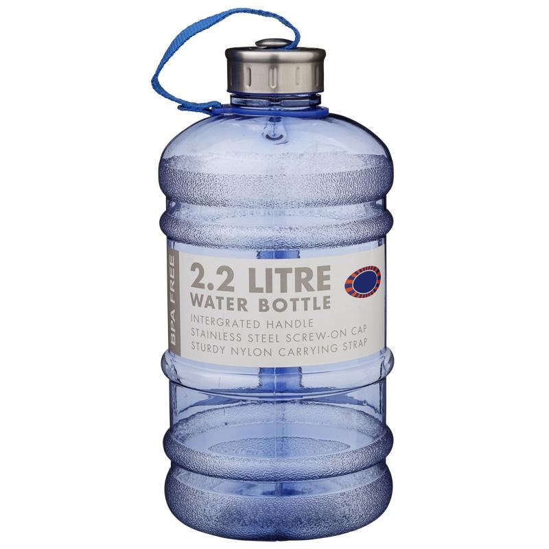 Litre Glass Water Storage Bottle