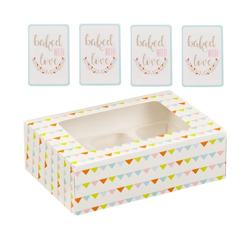 White Cake Boxes Uk