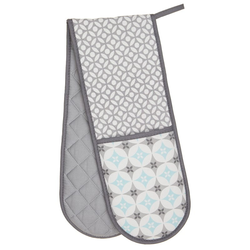Karina Bailey Contemporary Double Oven Glove - Geo