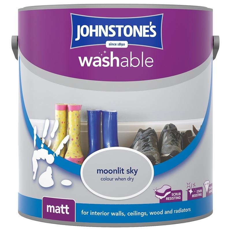 Johnstone S Washable Matt Paint