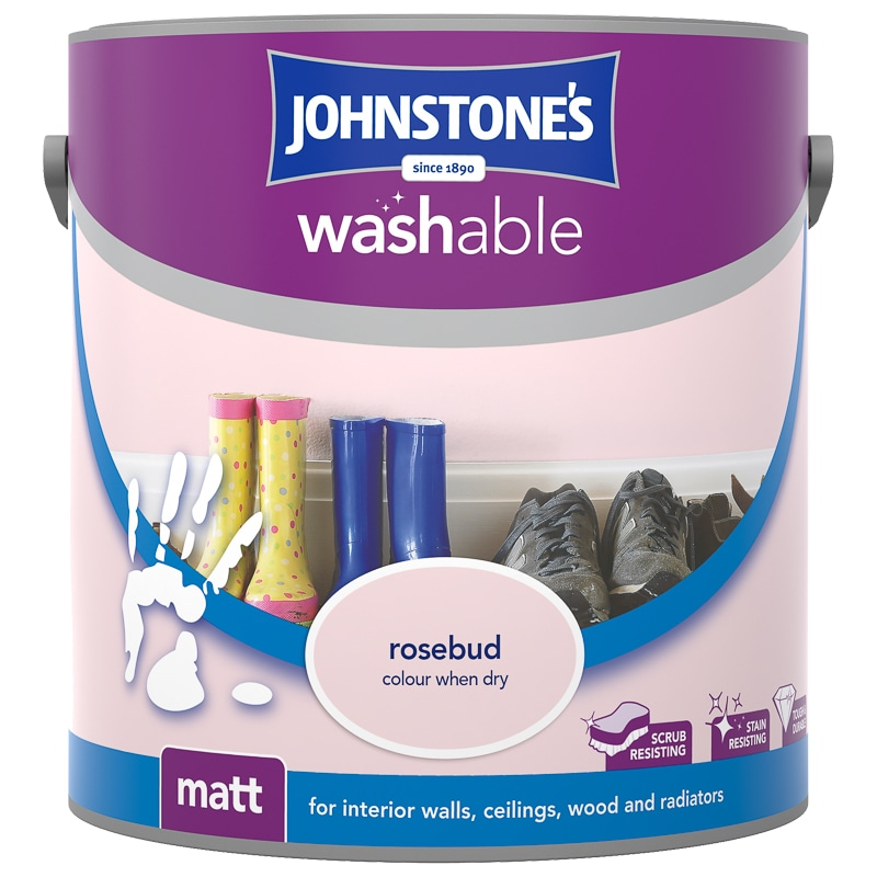 Johnstone S Washable Paint Reviews