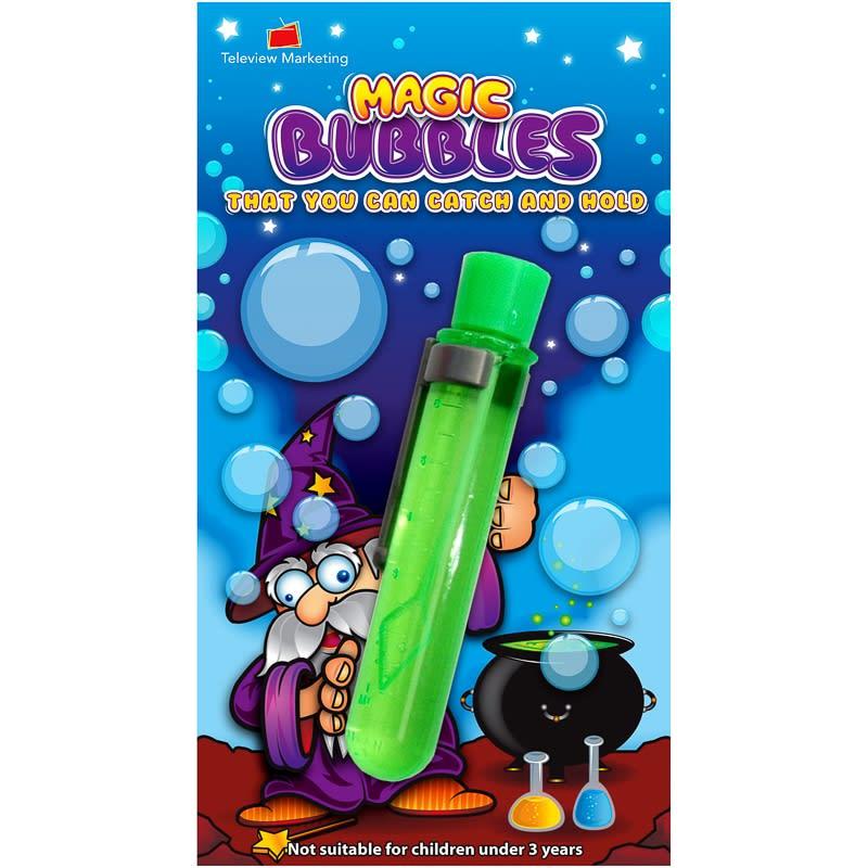 Magic Bubbles Kids Outdoor Toys B Amp M