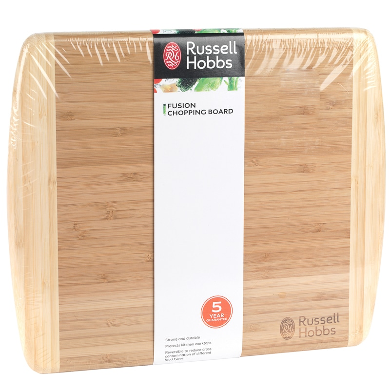 Russell Hobbs Bamboo Chopping Board Kitchen Accessories