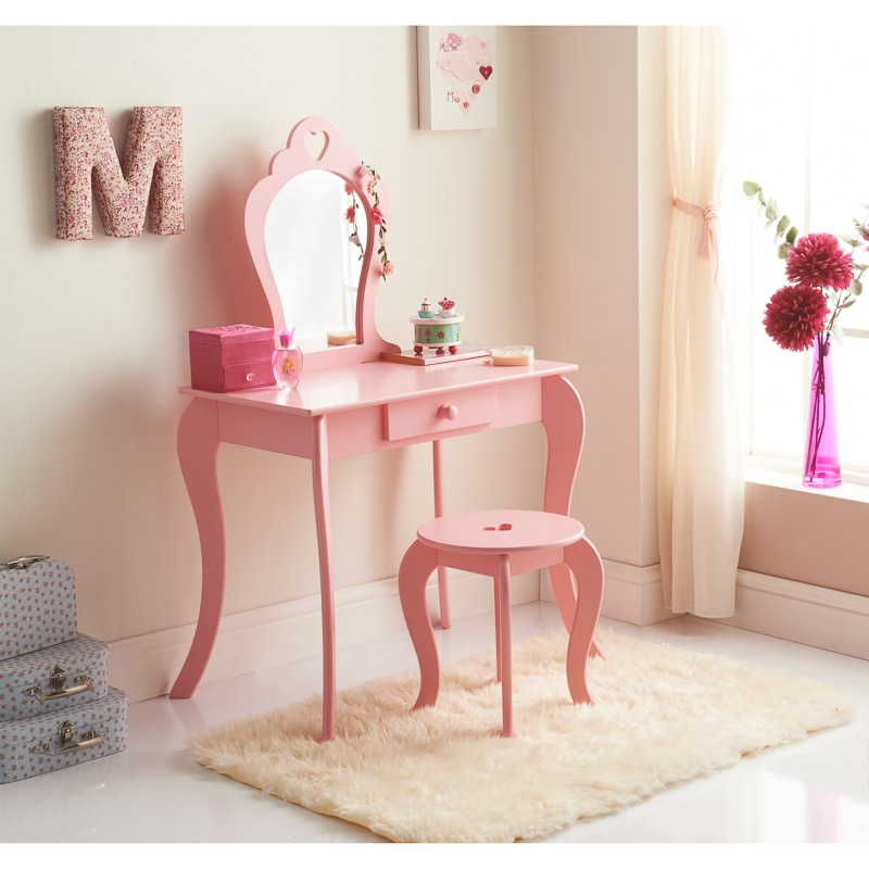 Amelia Vanity Set Bedroom Children S Furniture B Amp M