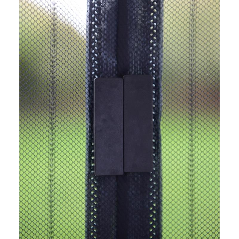 Magnetic Insect Door Screen Black Garden Accessories B Amp M