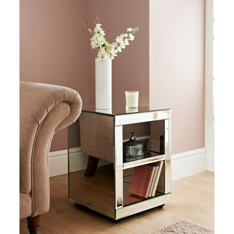 Florence Side Table Living Room Furniture B M Stores