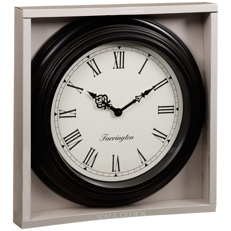 Large Wall Clock Home Accessories Clocks B M Stores