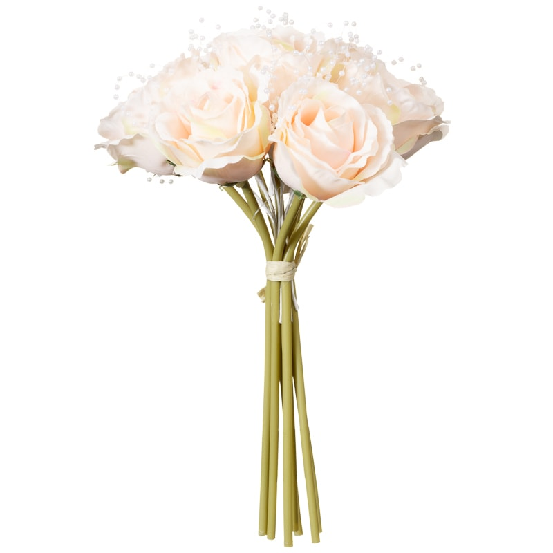 Rose Bunch Bouquet Small Wedding Gifts Amp Ideas B Amp M