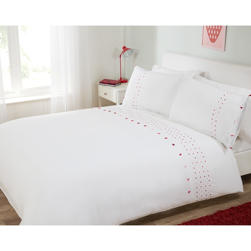Pom Pom Single Duvet Set Bedding Sets B Amp M Stores