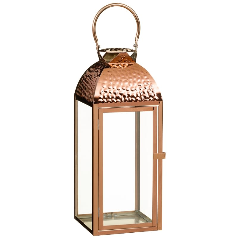 Marrakesh Lantern - Copper