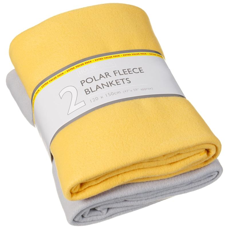 06a94ca6ac 339534-2pk-polar-fleece-blankets-yellow-and-grey