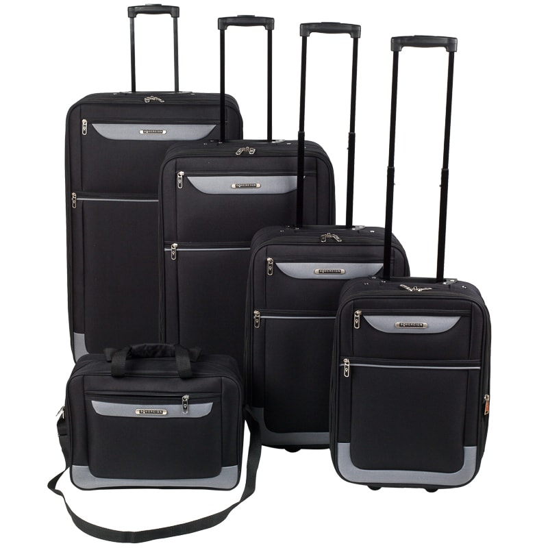 Sovereign Cabin Bag range - Black