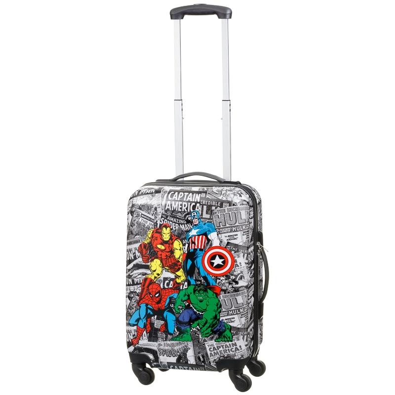 Marvel Comics Suitcase 56cm Luggage B Amp M