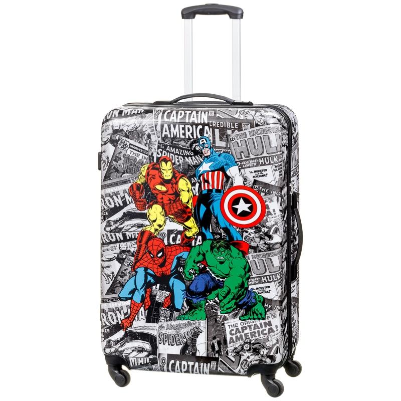 Marvel Comics Suitcase 77cm Luggage B Amp M