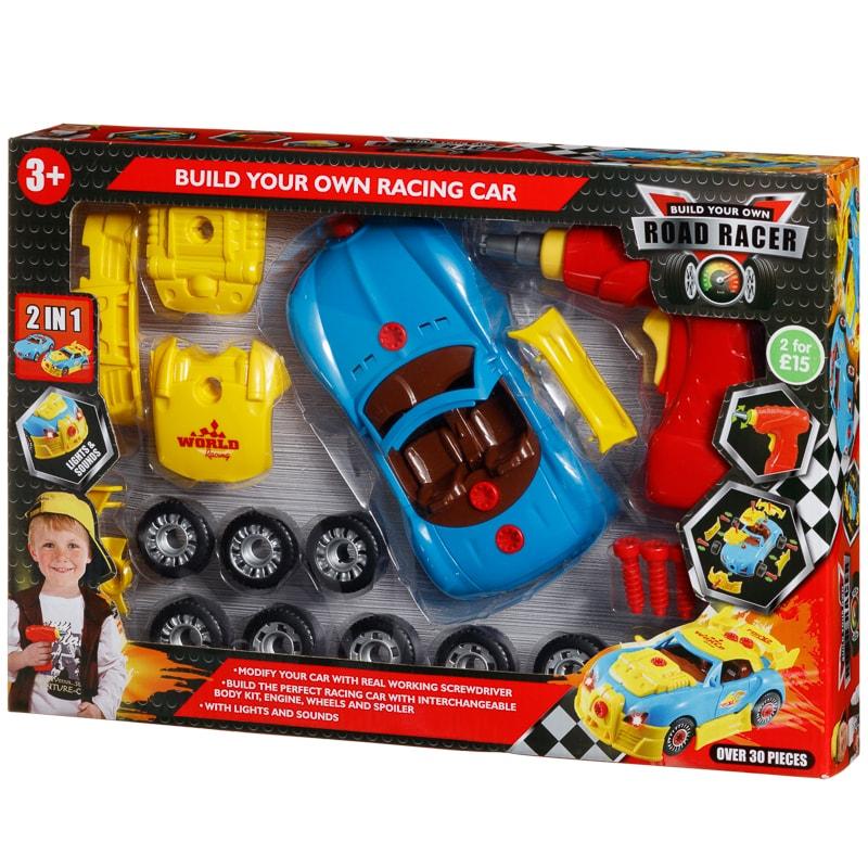 Toys, Cars, Craft & Design
