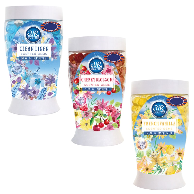 AirScents Scented Gels Pot - Cherry Blossom