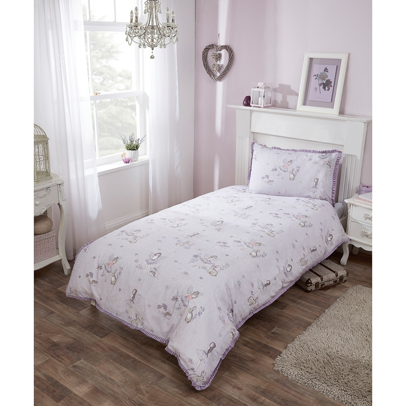 322867 girls fairies lilac - Liliac Bedding