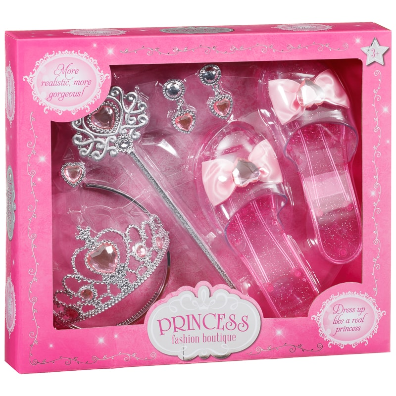 Princess Fashion Boutique Jewel Accessory Playset