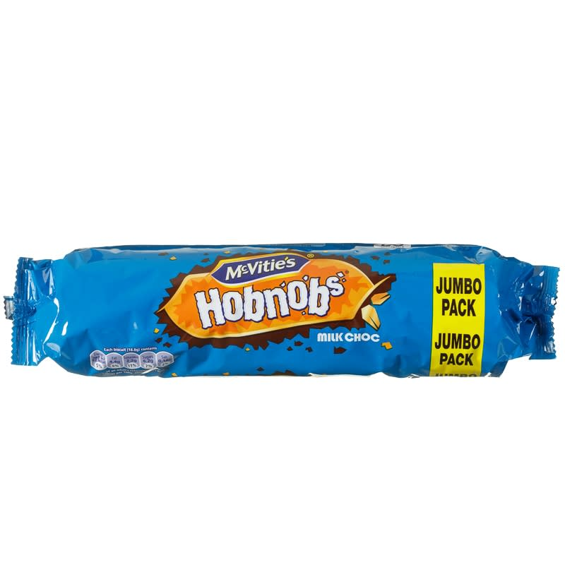 McVitie's Hobnobs Milk Choc Biscuits