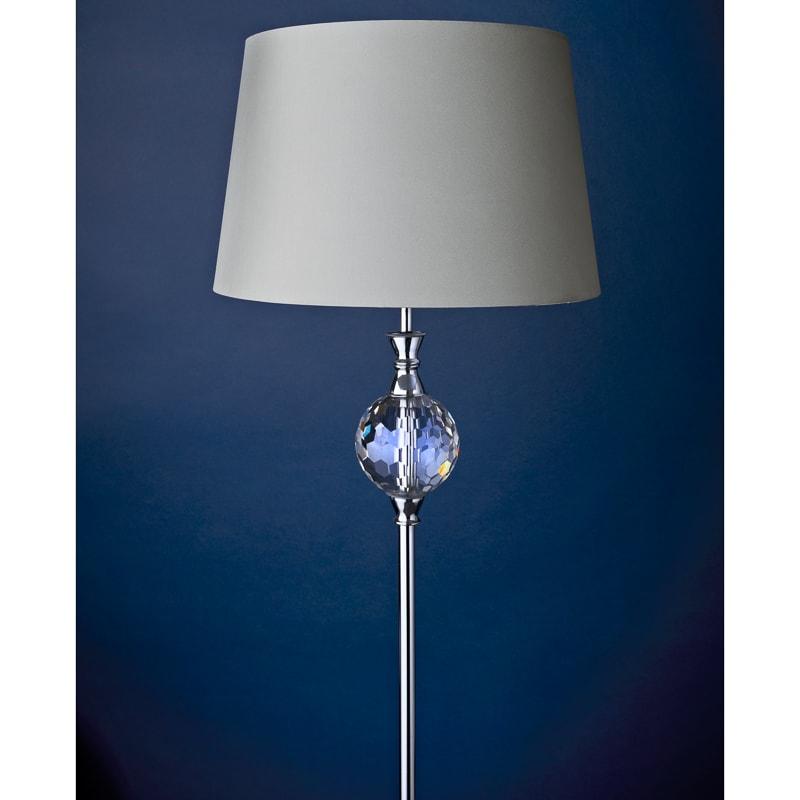 Duchess Crystal Floor Lamp Lighting Home B M