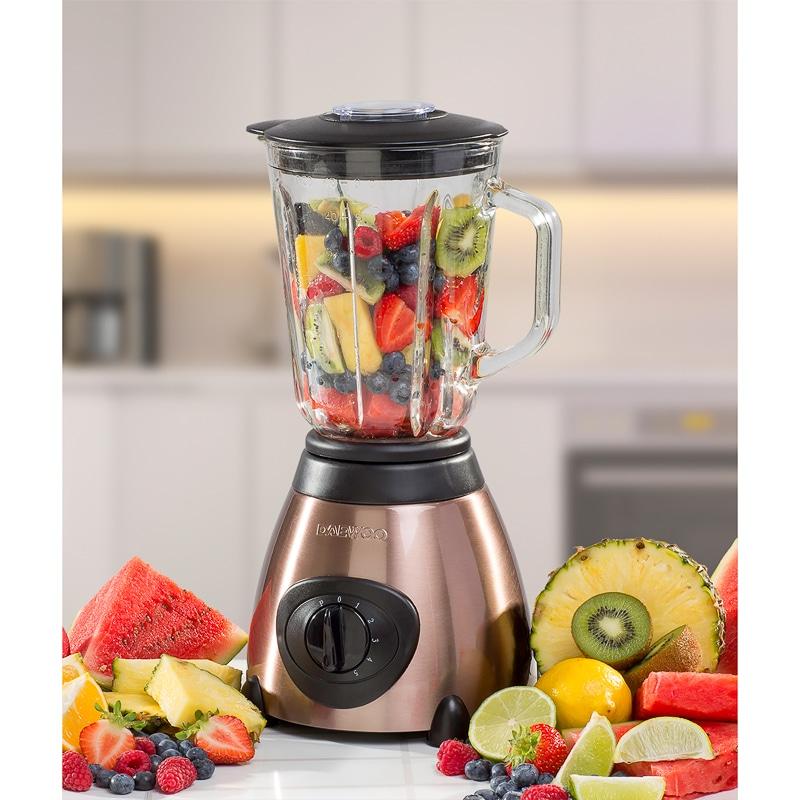 daewoo glass blender home kitchen appliances b m. Black Bedroom Furniture Sets. Home Design Ideas