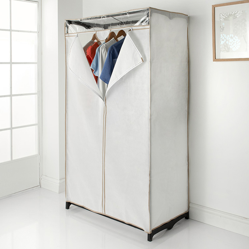 Double Wardrobe Storage Bedroom Furniture B Amp M Stores
