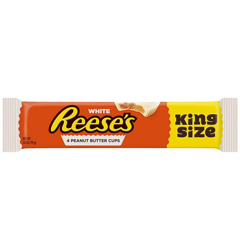 Reese's Peanut Butter Cups 4pk - White