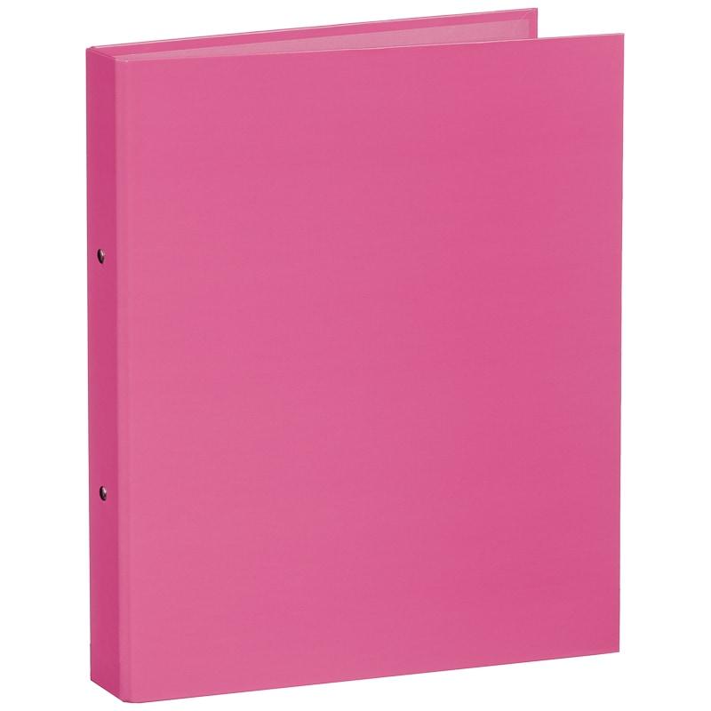 A4 Ring Binder File - Pink