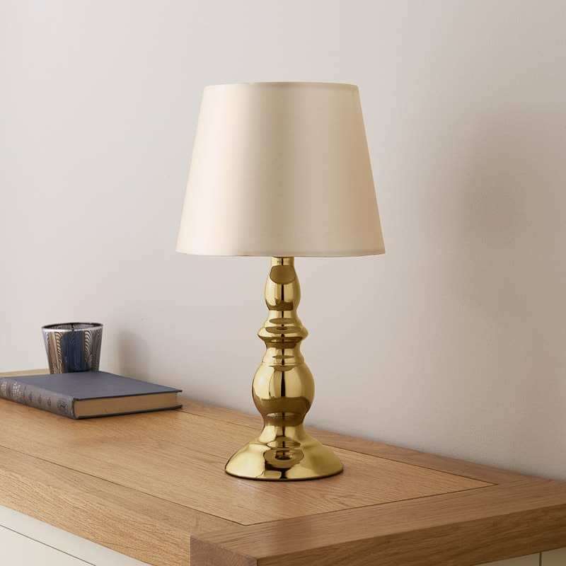 Harvard Table Lamp - Brass